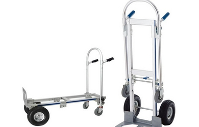 carrinho de carga alumínio
