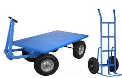carro transporte tambor