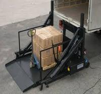 Manutenção de carrinho para carga e descarga