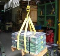 Venda de cintas para elevação de cargas