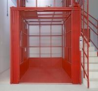 Empresa de elevador de carga alimentos