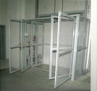 Elevador de carga elétrico