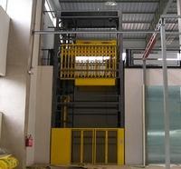 Elevador de carga para obra comprar