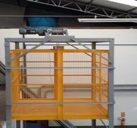 Elevador de carga para obra em sp