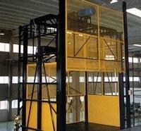 Fabricantes de elevador de carga elétrico