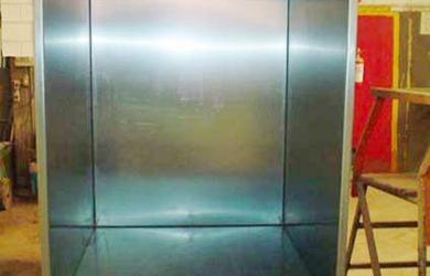 Venda de elevador monta carga