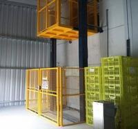 Manutenção de monta cargas residencial