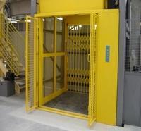 Elevador de monta carga
