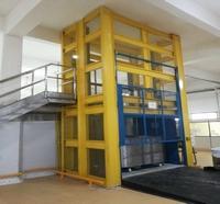 Elevador monta carga hidráulico preço