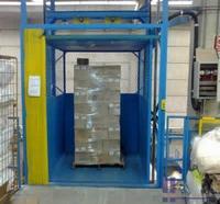Elevador monta carga hidráulico em sp
