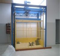 Venda de elevador monta carga hidráulico