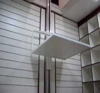 Elevador monta carga hidráulico comprar sp