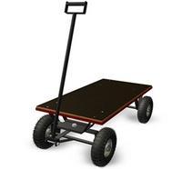 Venda de carrinho de carga plataforma