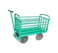 Carrinho de carga tipo plataforma
