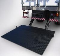 Plataforma elevatória pantográfica