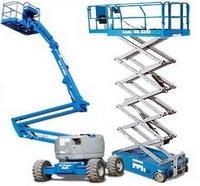 Distribuidores de plataformas elevatórias