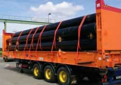 amarração de carga