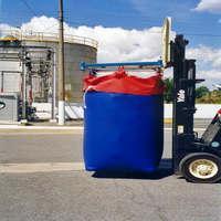 Transporte de big bags