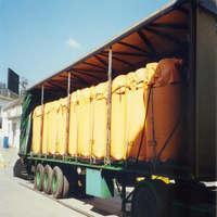 Big bag para transporte