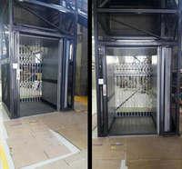 Elevador eletromecânico de carga