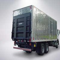 Plataformas elevatórias de carga veicular MKS 600P2E Marksell