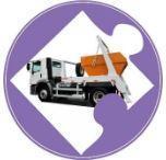 Transporte de resíduos da construção civil