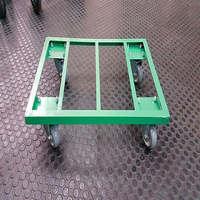 carrinho de carga 4 rodas