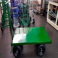 Carrinho de carga industrial