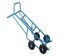 Carro transporte tambor 4 rodas