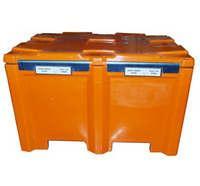 Container cofre de carga