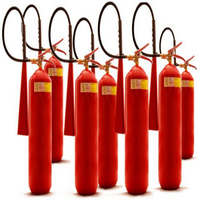 Empresa de recarga de extintores