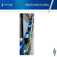 Fornecedores de esteira transportadora