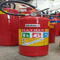 Preço recarga extintor pó químico