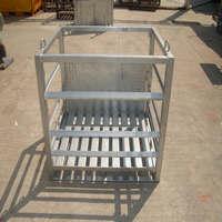 Rack para transportar e armazenar cilindros