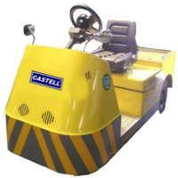 Rebocador elétrico para cargas de até 6000kg