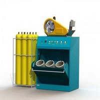 Recarga de cilindros de alta pressão
