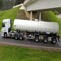 tanques para transporte de produtos químicos
