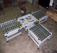 Comprar transportador motorizado de roletes