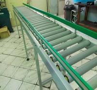 Rolete transportador para mineração