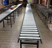 Reparação de roletes para carga pesada