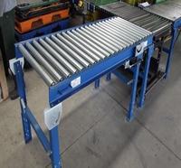 Conserto de roletes para carga pesada