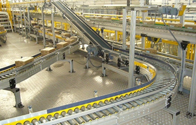 Transportador industrial